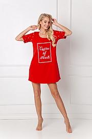 Aruelle -  Koszulka Hearty Red czerwony