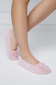 Aruelle -  Pantofle Queen  różowy