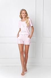 Aruelle -  Piżama Bonnie Short  różowy