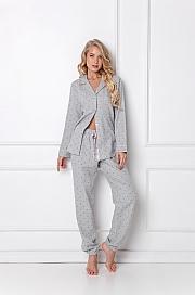 Aruelle -  Piżama Christy Long szary