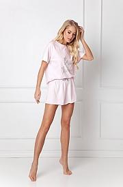 Aruelle -  Piżama Donella Short Pink różowy
