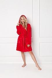Aruelle -  Szlafrok Betty Red czerwony