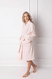 Aruelle -  Szlafrok Marshmallow Pink Short różowy