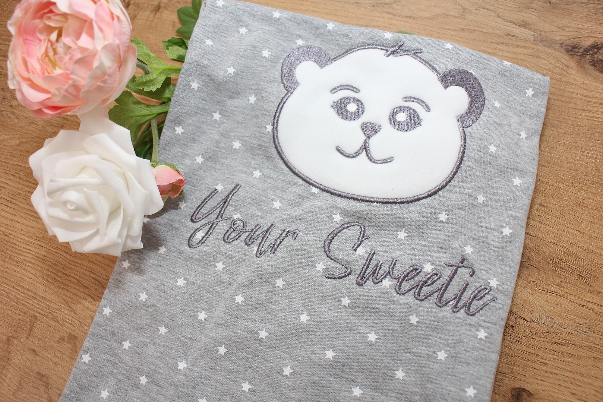 Aruelle -  Koszulka Sweet Bear  szary Foto 2