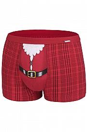bokserki Cornette Merry Christmas Belt - foto