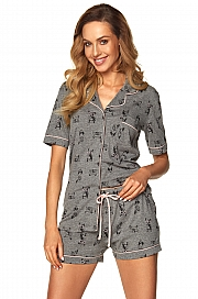 piżama Rossli SAL-PY-1169 - foto