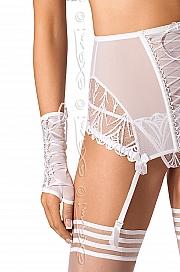 Rękawiczki V-5165 White Lily - foto