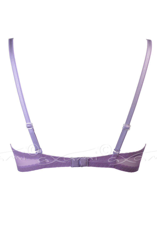 Biustonosz push-up Axami V-5031 Lilac - zoom