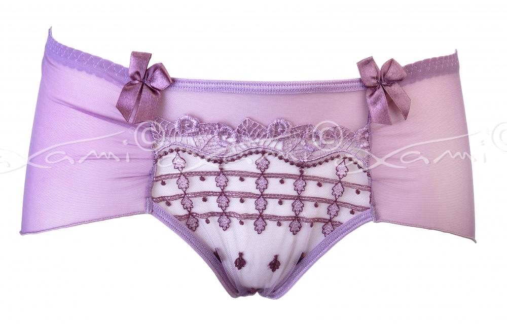 Figi pełne V-5033 Lilac