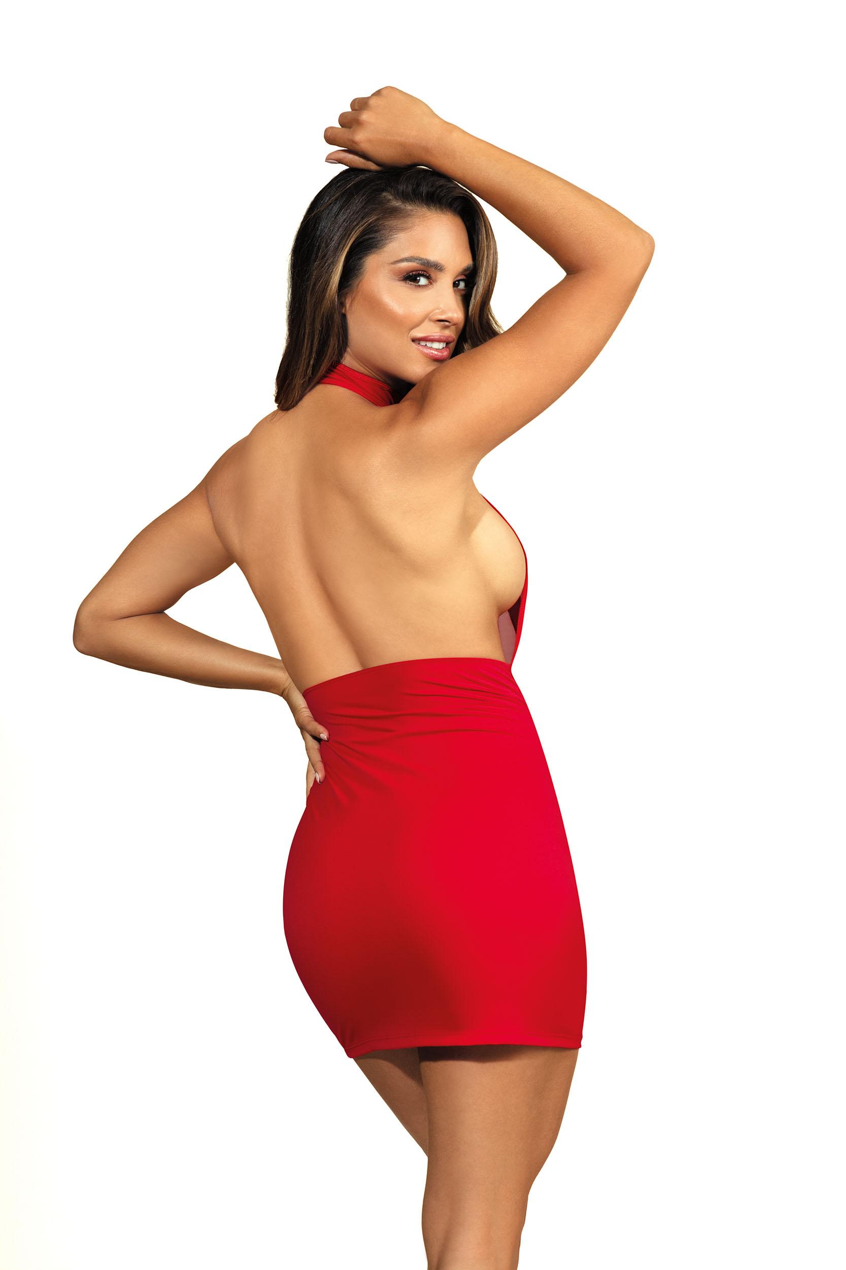 Sukienka V-9139