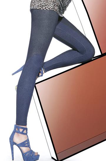 Jenifer - leginsy - Bas Bleu