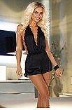Shannon romper black - Beauty Night