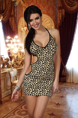 Tropical chemise - Beauty Night