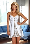Alexandra chemise white - Beauty Night