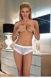 Malvine panty white - Beauty Night