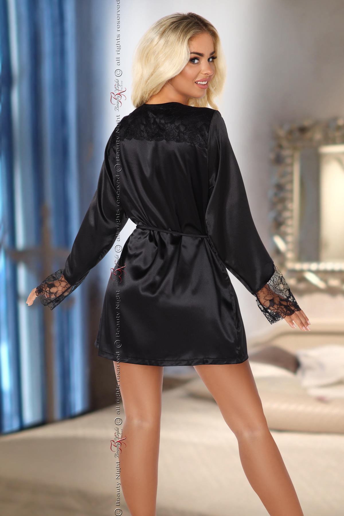Fabienne black - Beauty Night