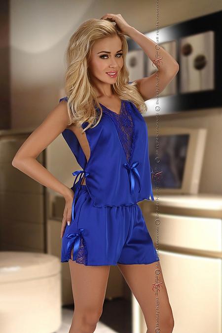 Mellissa blue - Beauty Night
