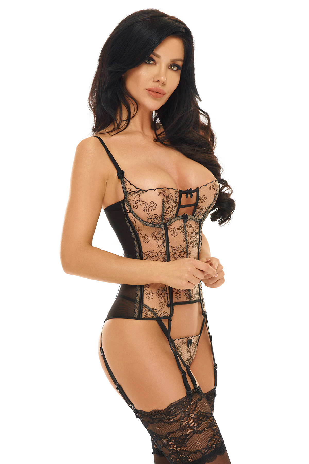 Philippa corset - Beauty Night