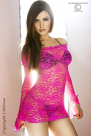 CR-3339-Pink - Chilirose