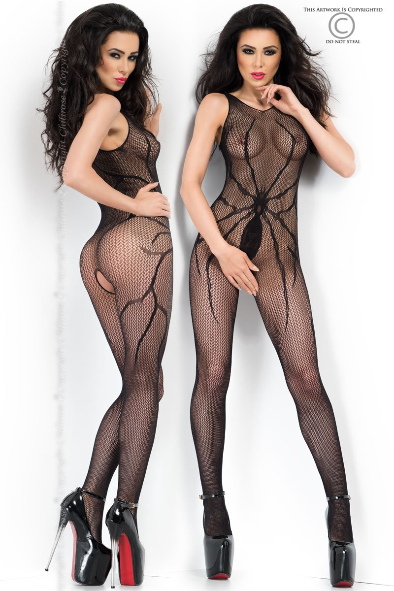 Bodystocking CR-3802 Spider - Chilirose