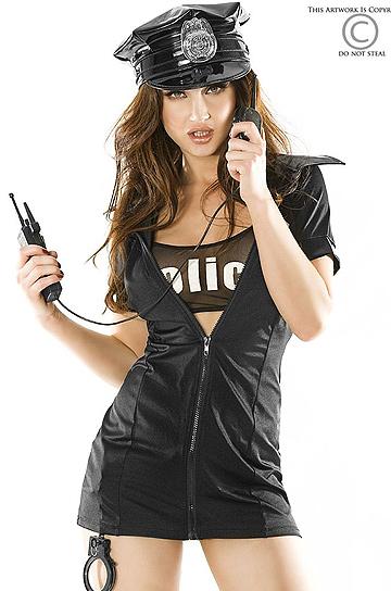 CR-3350 Police Set - kostium - Chilirose