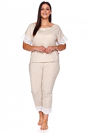 piżama Dn-nightwear PM.4104 - foto