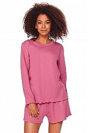 piżama Dn-nightwear PM.4147 - foto