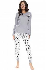 piżama Dn-nightwear PM.9724 - foto