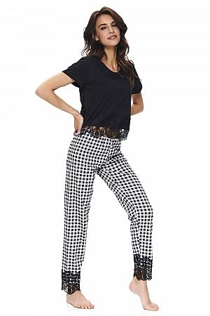 piżama Dn-nightwear PM.9728