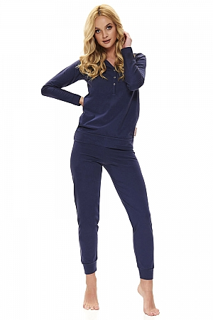 piżama Dn-nightwear PM.9741 - foto