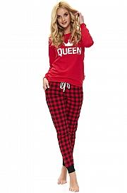 piżama Dn-nightwear PM.9748 - foto