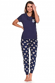 piżama Dn-nightwear PM.9910 - foto