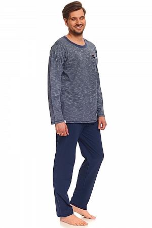 piżama Dn-nightwear PMB.9320 - foto