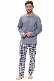 piżama Dn-nightwear PMB.9704 - foto