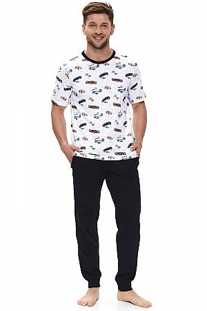 piżama Dn-nightwear PMB.9760
