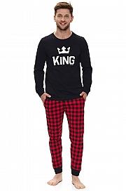 piżama Dn-nightwear PMB.9761