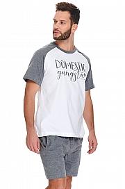 piżama Dn-nightwear PMB.9953 - foto