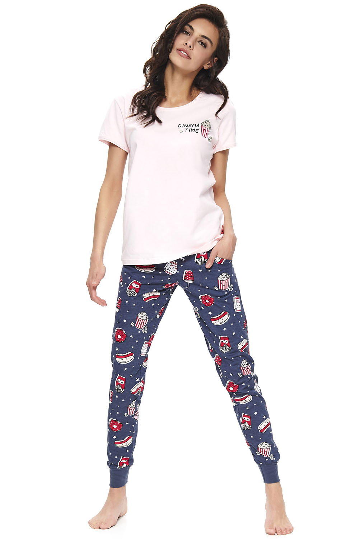 piżama Dn-nightwear PM.9722
