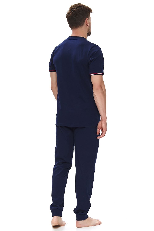 piżama Dn-nightwear PMB.9763 - zoom