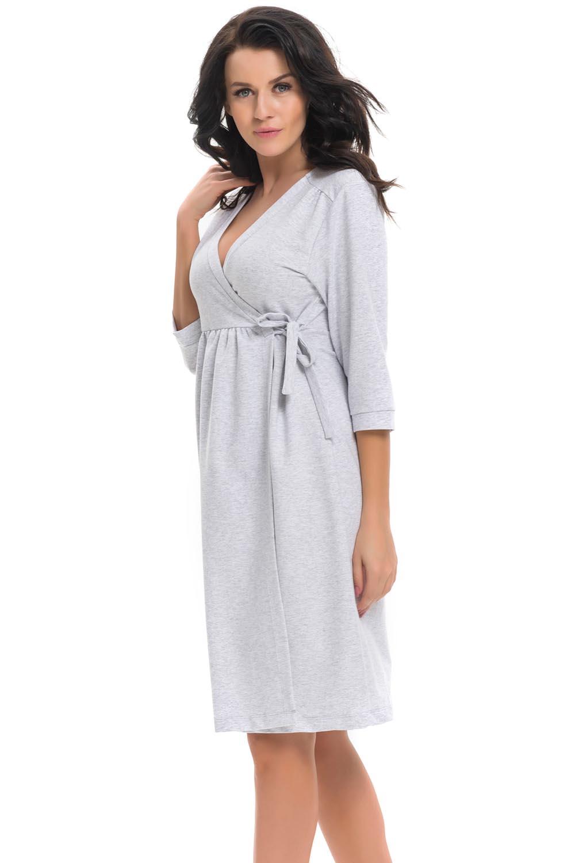 szlafrok Dn-nightwear SBL.9243