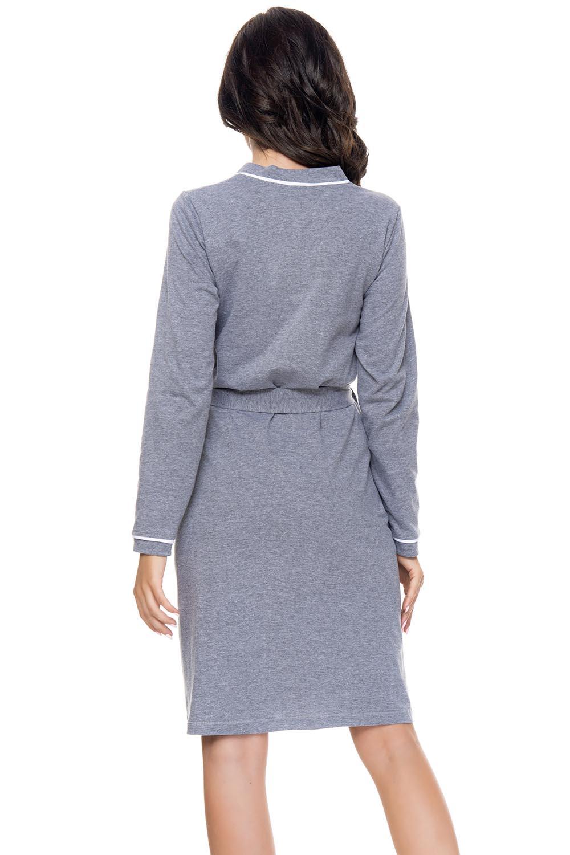 d3eed479b78853 Dobranocka Dn-nightwear SWB.9105 szlafrok - dlazmyslow.pl