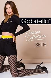 Gabriella Beth code 487 - nero/canarinio