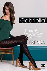 wzorzyste Gabriella Brenda code 439 - foto