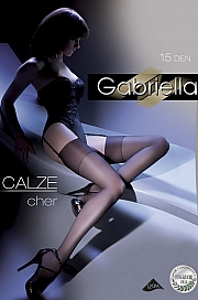 Klasyczne Gabriella Calze Cher 15 DEN Code 226 - foto