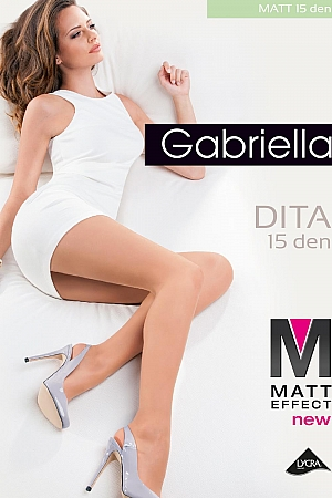 klasyczne Gabriella Dita Matt 15 Den Code 713 - foto