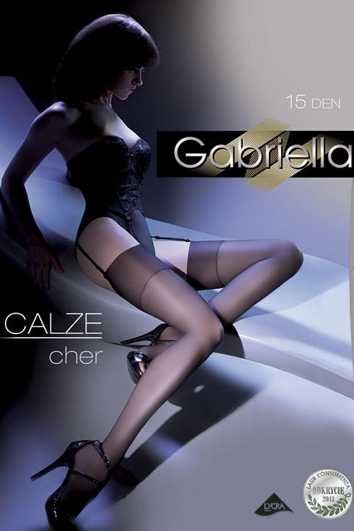 Klasyczne Gabriella Calze Cher 15 DEN Code 226