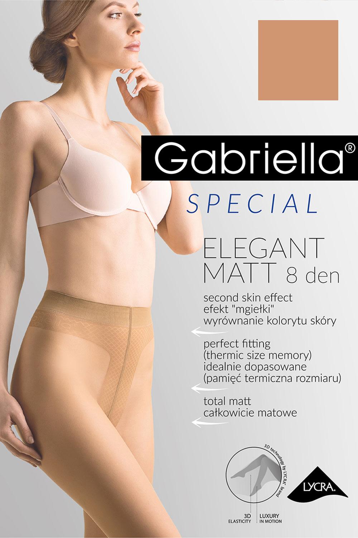 klasyczne Gabriella Elegant Matt 8 Den code 627 - zoom