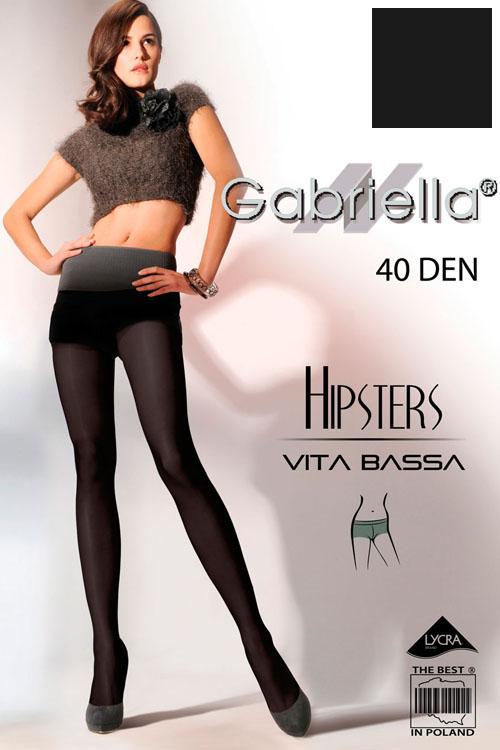 klasyczne Gabriella Hipsters 40 Den Code 115