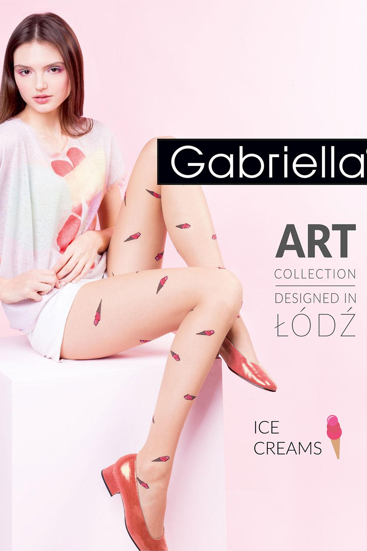 wzorzyste Gabriella Ice Cream 20 Den code 427 - zoom