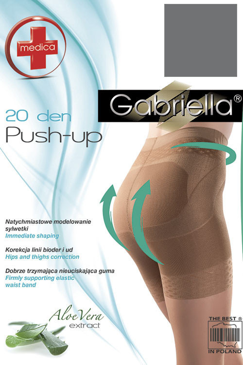 klasyczne Gabriella Medica Push-up 20 Den Code 127